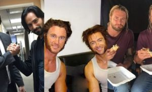 Celebrities & their Stunt Doubles