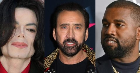 Celebrity Debts