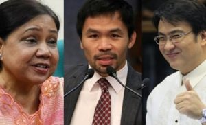 Richest Filipino Senators