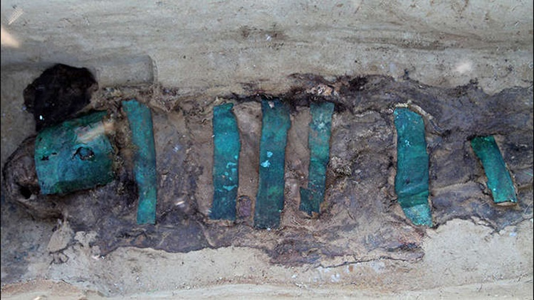 melting glaciers arctic mummies