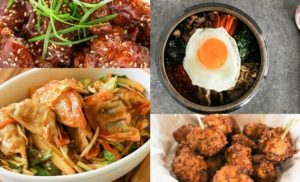 Best Korean Foods