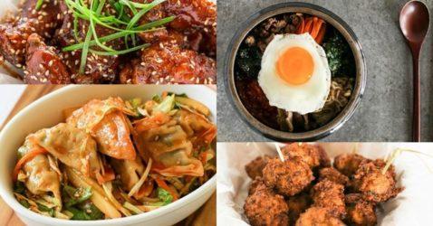 Best Korean Foods