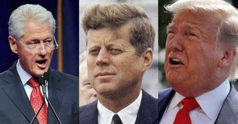 Billionaire-Millionaire US Presidents