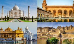 India Tourist Spots