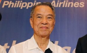 Billionaire Lucio Tan
