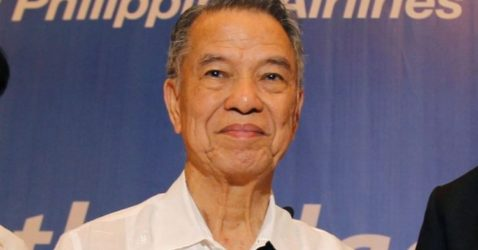 Billionaire Lucio Tan
