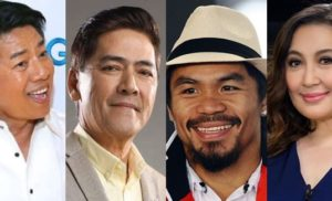 Wealthiest Filipino Celebrities