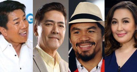 Wealthiest Filipino Celebrities