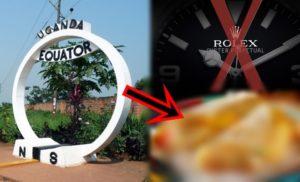 uganda rolex
