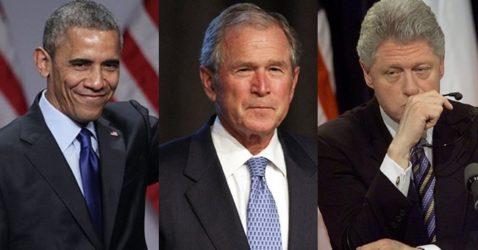 US Presidents' Salaries