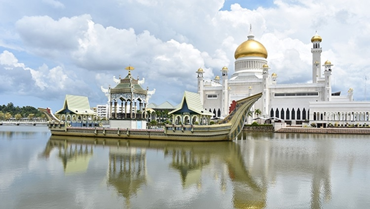 Brunei Stilt Settlement