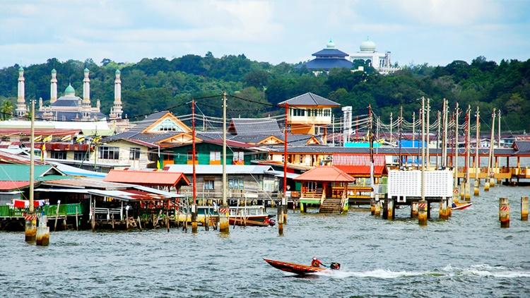 Brunei Stilt Settlement