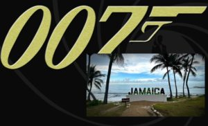 james bond series jamaica