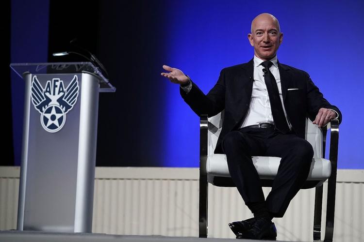 Amazon Founder