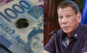 President Rodrigo Duterte's Salary