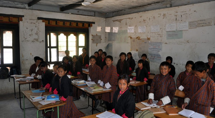Education and Healthcare Bhutan