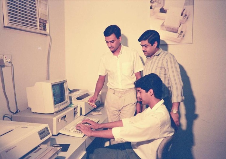 first computer virus pakistan