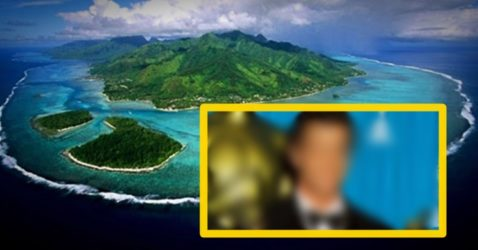 mago island