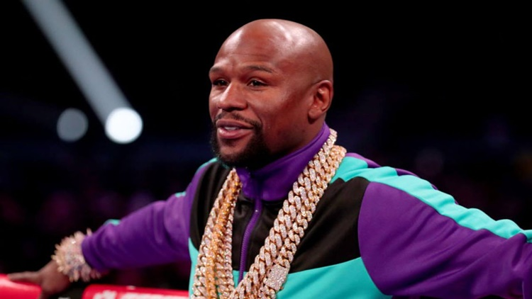 Floyd Mayweather Jr's Salary