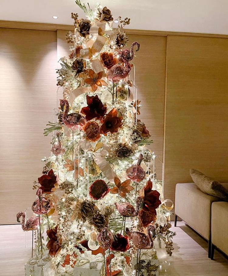 Jinkee Pacquiao Christmas Tree