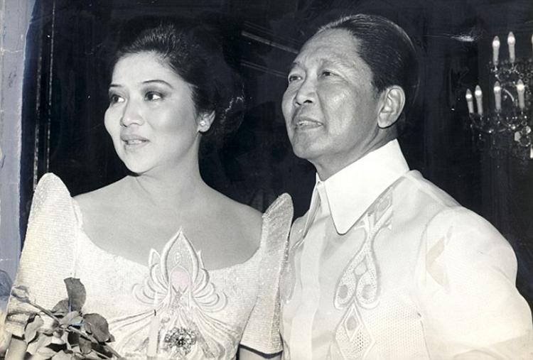 Imelda Marcos, Ferdinand Marcos