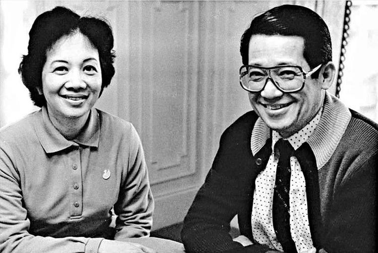 Ninoy Aquino, Cory Aquino