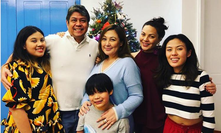 Sharon Cuneta Family