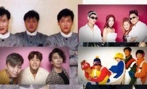 first k-pop groups