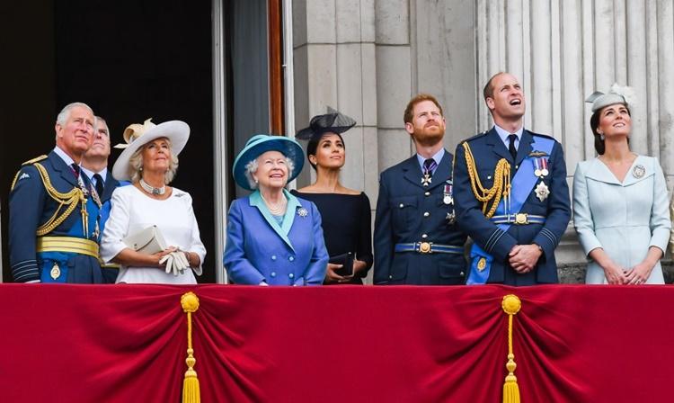 British Royal Family's Salaries