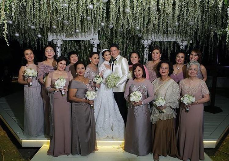 Heart Evangelista-Chiz Escudero Wedding Cost