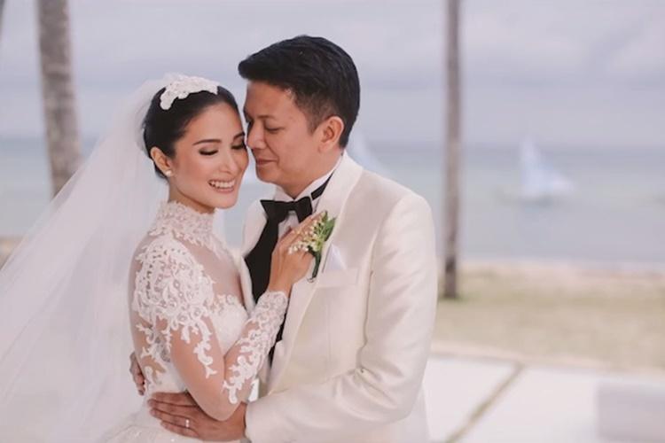 Heart Evangelista-Chiz Escudero Wedding