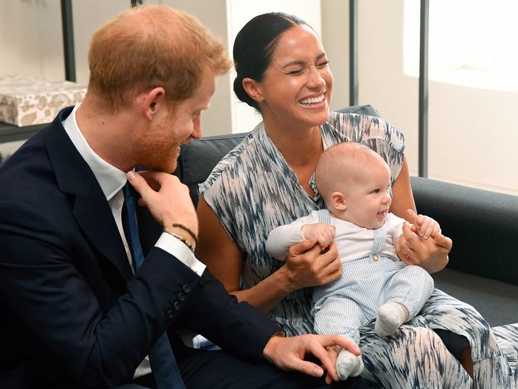 Prince Harry, Meghan Markle, Archie