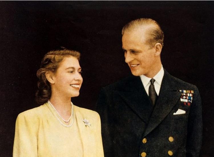 Prince Philip, Queen Elizabeth II 2