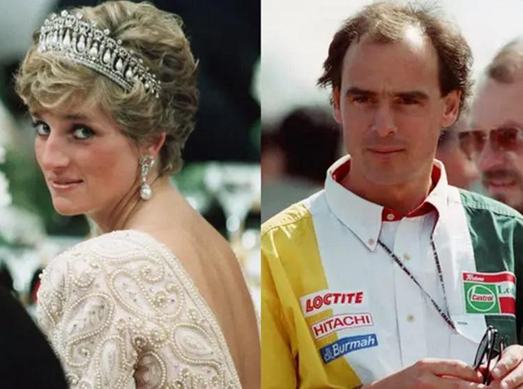 Princess Diana, James Gilbey