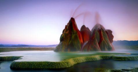 fly geyser