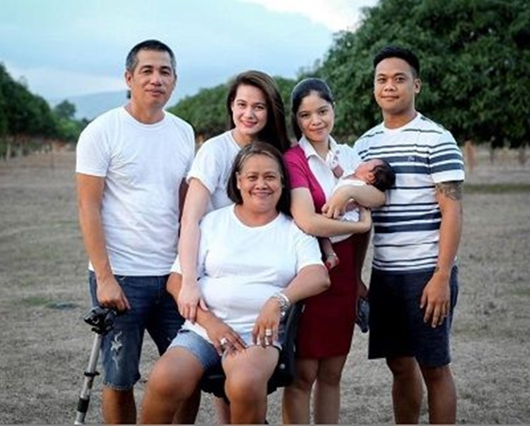 Bea Alonzo Family
