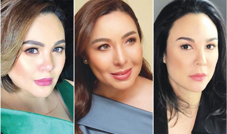 Claudine Barretto, Marjorie Barretto, Gretchen Barretto