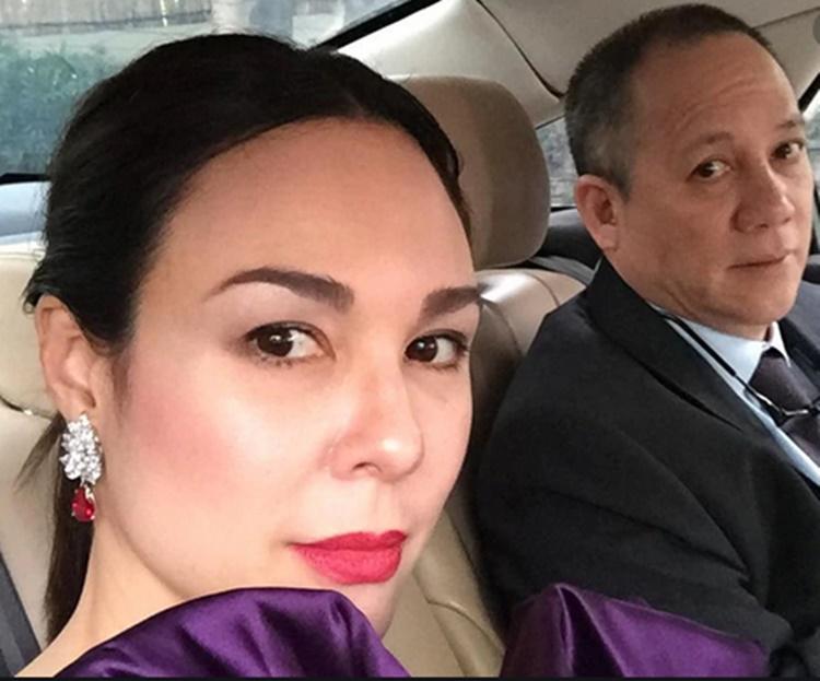 Gretchen Barretto, Tonyboy Cojuangco