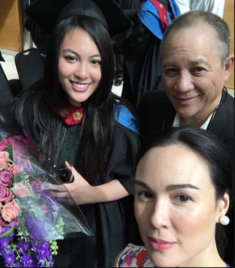 Gretchen Barretto, Tonyboy Cojuangco, Dominique Cojuangco