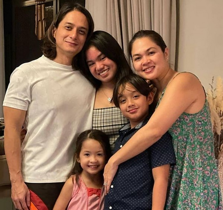 Judy Ann Santos Family