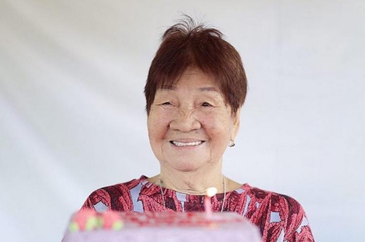Marian Rivera Grandmother