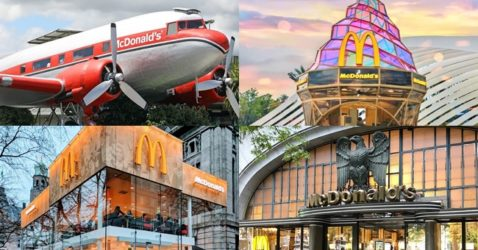 Unique McDonald's