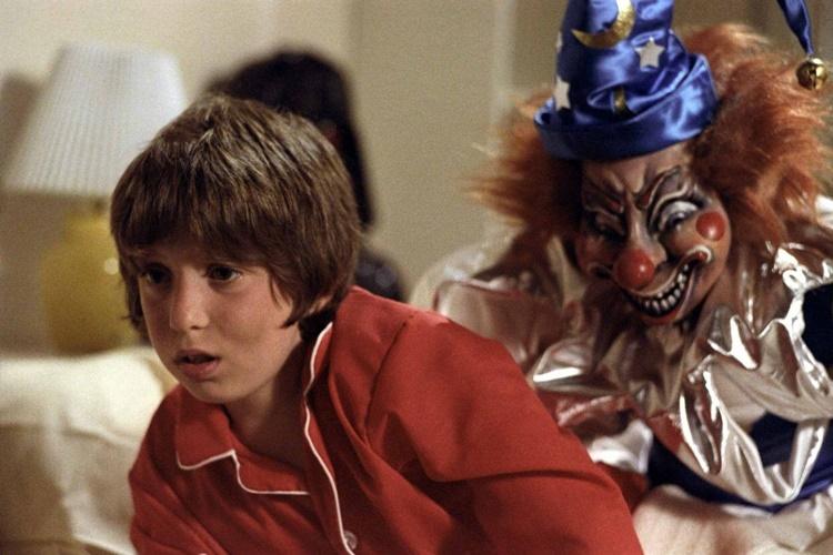 most frightening clowns