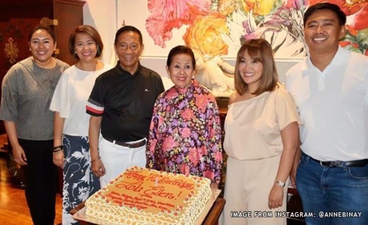 Binay Family