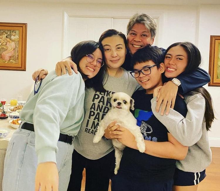 Cuneta-Pangilinan Family