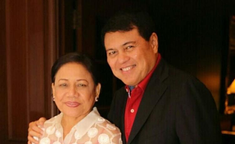 Manny Villar, Cynthia Villar