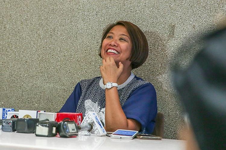 Nancy Binay