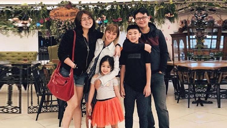Pampi Lacson Family