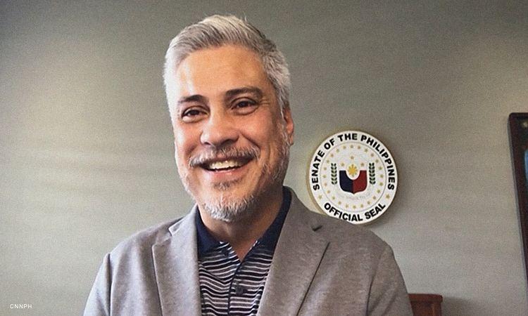 Senator Migz Zubiri