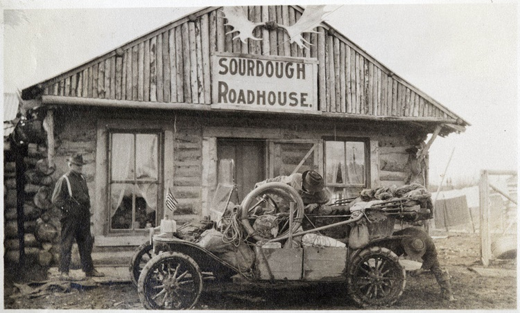 alaska roadhouses